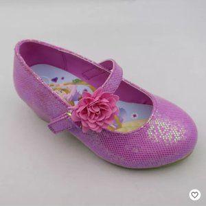 Toddler Girls' Disney Princess Ballet Flats